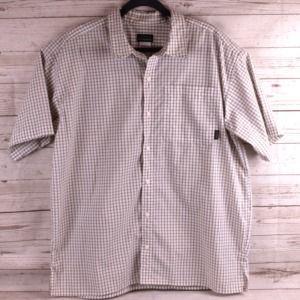Patagonia XL Button Down Shirt Short Sleeve